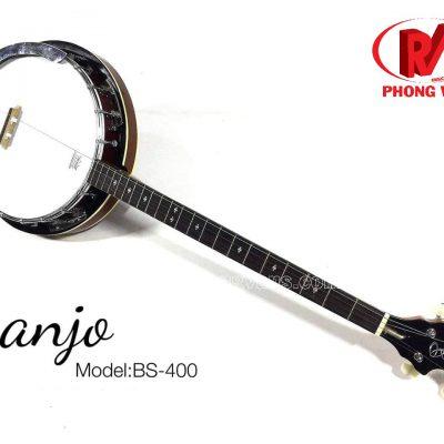 Đàn banjo 4 dây nhập ngoại