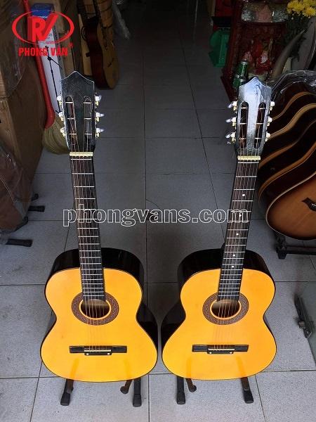 đàn guitar classic cho người mới học