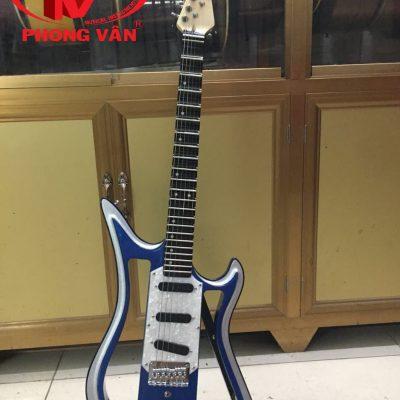 Đàn guitar cổ điện phím lõm hãng Teisco