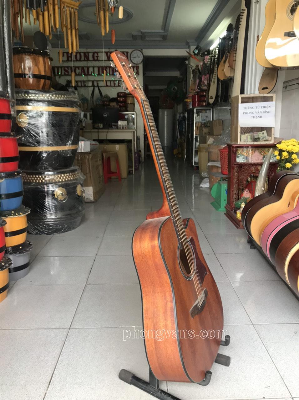 Đàn Guitar Acoustic Magna M91 nat