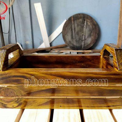 Kệ đựng đồ gỗ