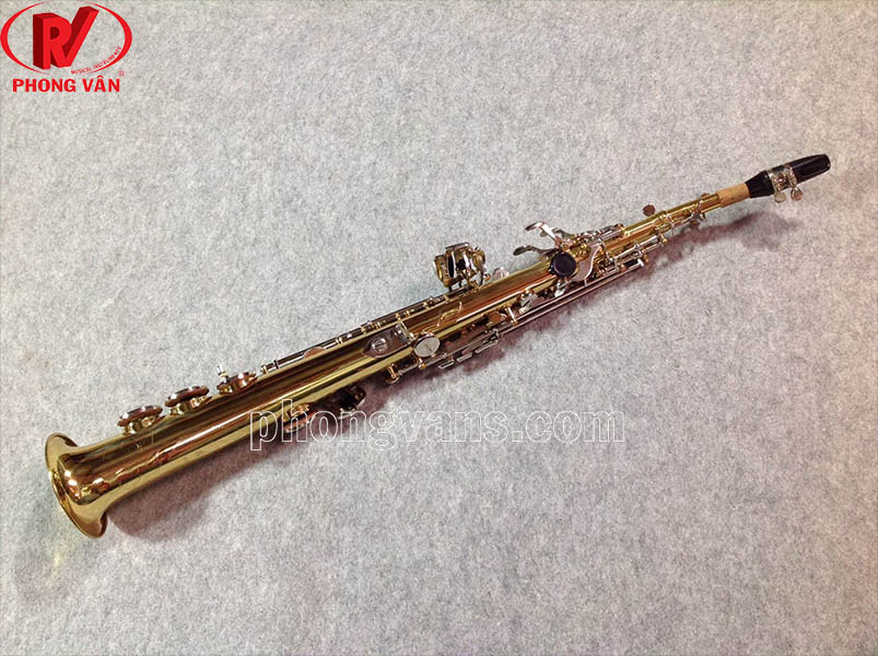 Kèn alto saxophone Selmer vàng