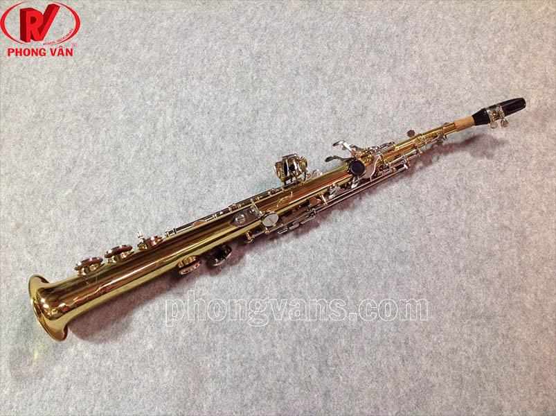 Kèn saxophone soprano Selmer vàng