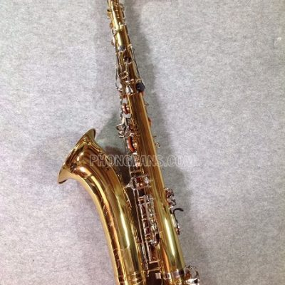 Kèn saxophone tenor Selmer vàng