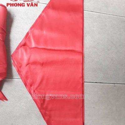Khăn quàng đỏ vải phi bóngdata-cloudzoom =