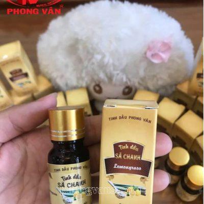 Bán sỉ tinh dầu sả chanh Phong vân giá rẻ