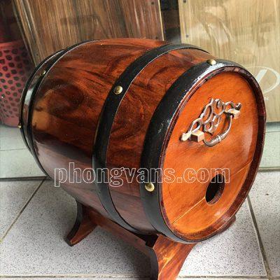 Bán thùng gỗ làm loa nhạc