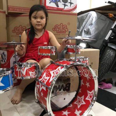Bán sỉ bộ trống jazz cho trẻ em