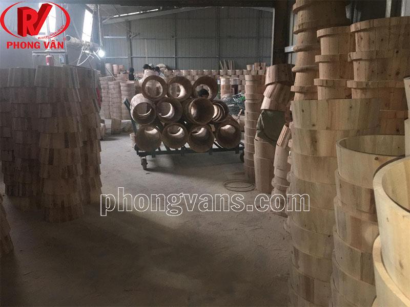 Nhà máy sản xuất chậu gỗ ngâm chân giá rẻ