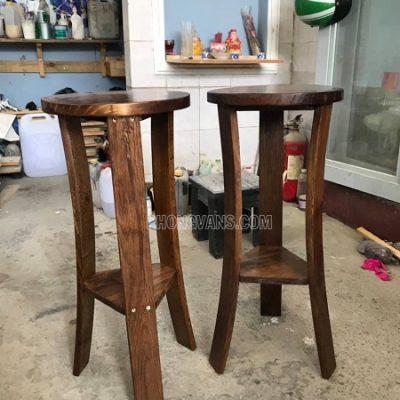 Ghế gỗ cafe, ghế gỗ quán bar