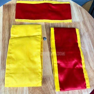 Băng đeo tay bằng vải không in