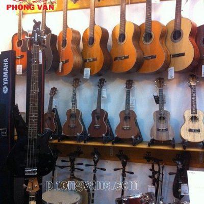 Cửa hàng bán nhạc cụ Phong Vân tại Quận Bình Thạnh – TP.HCM