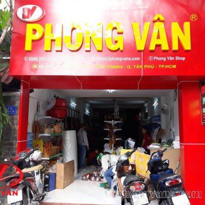 Cửa hàng nhạc cụ Phong Vân tại Quận Tân Phú, Tp HCM