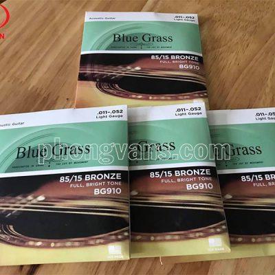 Dây đàn guitar Blue grass BG910