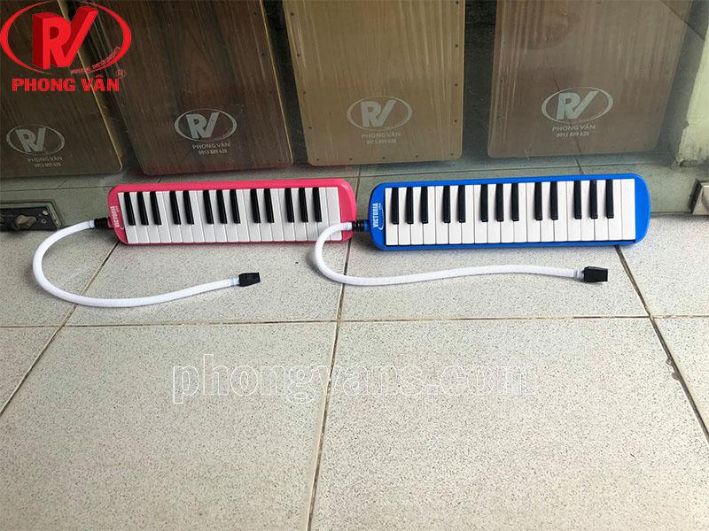 Kèn melodion Victoria usa 32 phím màu hồng