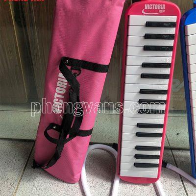 Kèn melodion Victoria usa 32 phím màu hồngdata-cloudzoom =