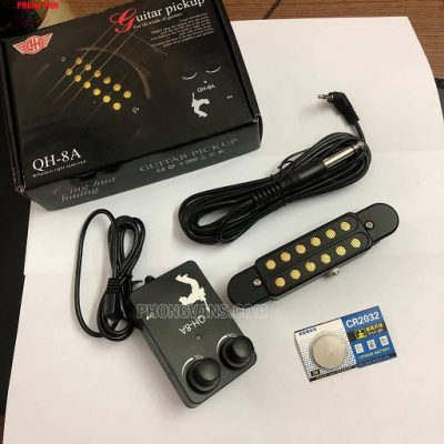 Pickup đàn guitar QH8A