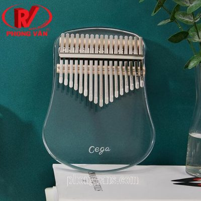 Kalimba Thumb piano 17 phím nhựa acrylic hãng Cegadata-cloudzoom =