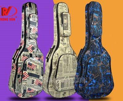 Bao đựng đàn guitar vải oxford cao cấp