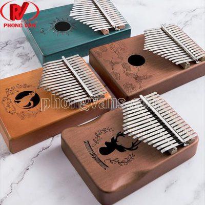 Đàn thumb piano kalimba 17 nốt Cega