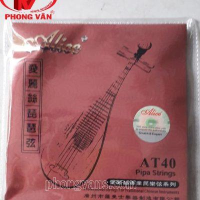 Dây đàn tỳ bà pipa strings Alice AT40