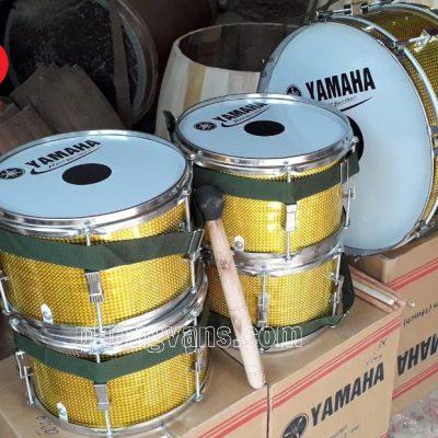 Trống đội inox Yamaha màu vàngdata-cloudzoom =