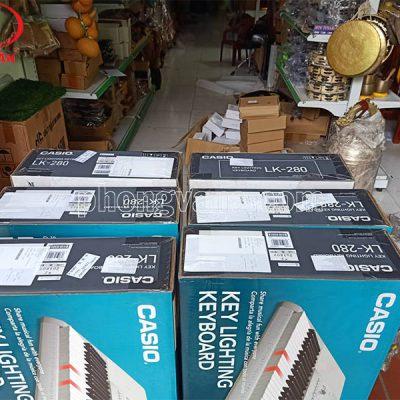 Bán sỉ đàn organ Casio Lk280 dự án giá rẻ