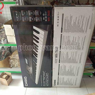 Bán sỉ đàn organ Casio WK-7600 giá rẻdata-cloudzoom =