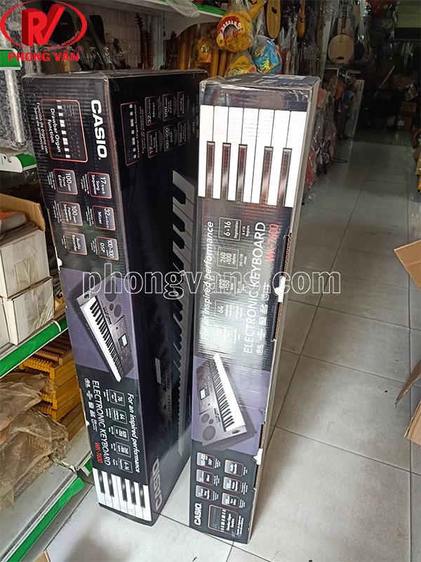 Bán sỉ đàn organ Casio WK-7600 giá rẻ