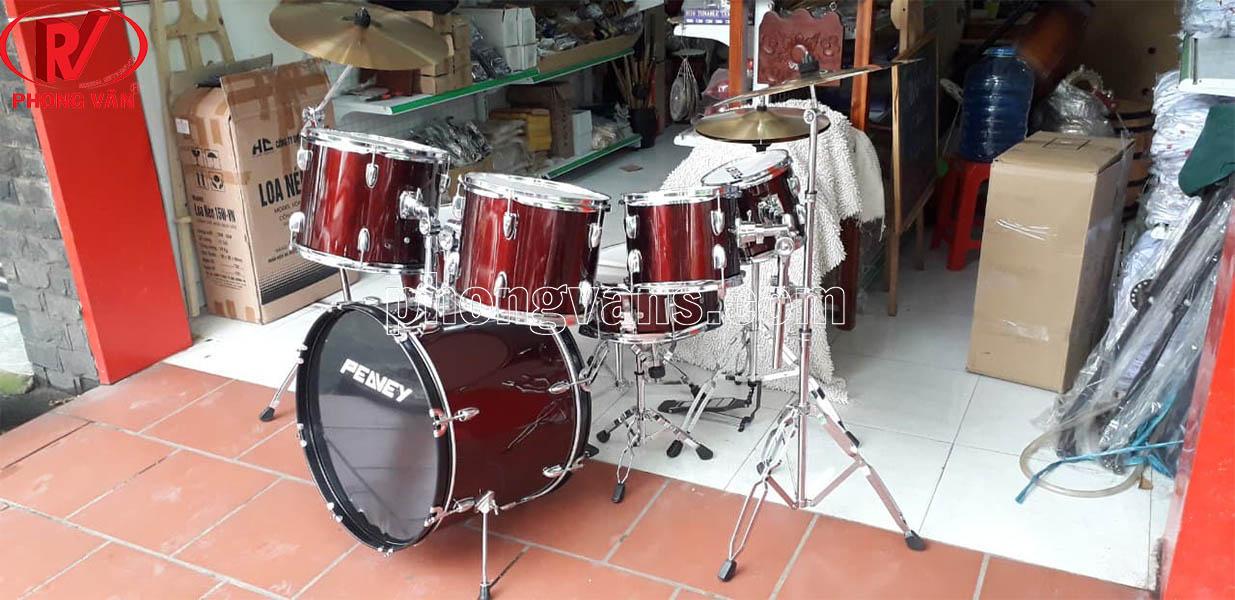 Bộ trống jazz Peavey drum