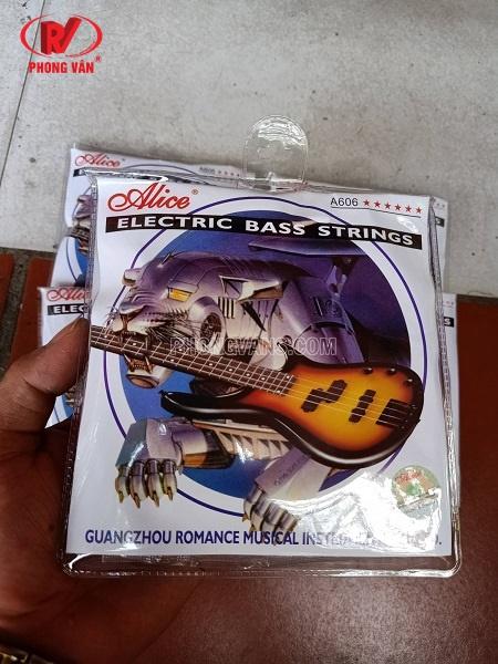 Dây đàn guitar bass điện Alice A606