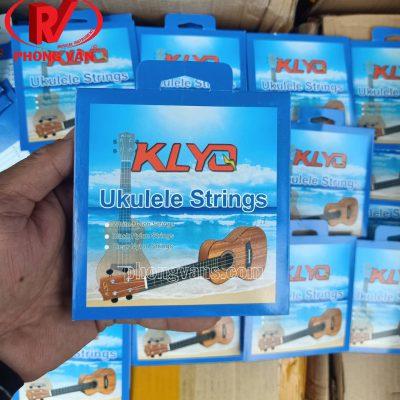 Dây đàn ukulele 4 sợi nylondata-cloudzoom =