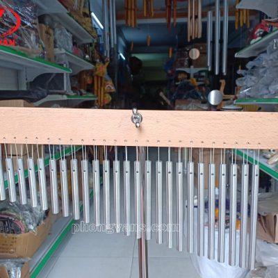 Mành chuông kim loại 25 ống dàn nhạc