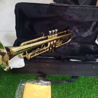 Kèn đồng trumpet vàng King USA 601data-cloudzoom =