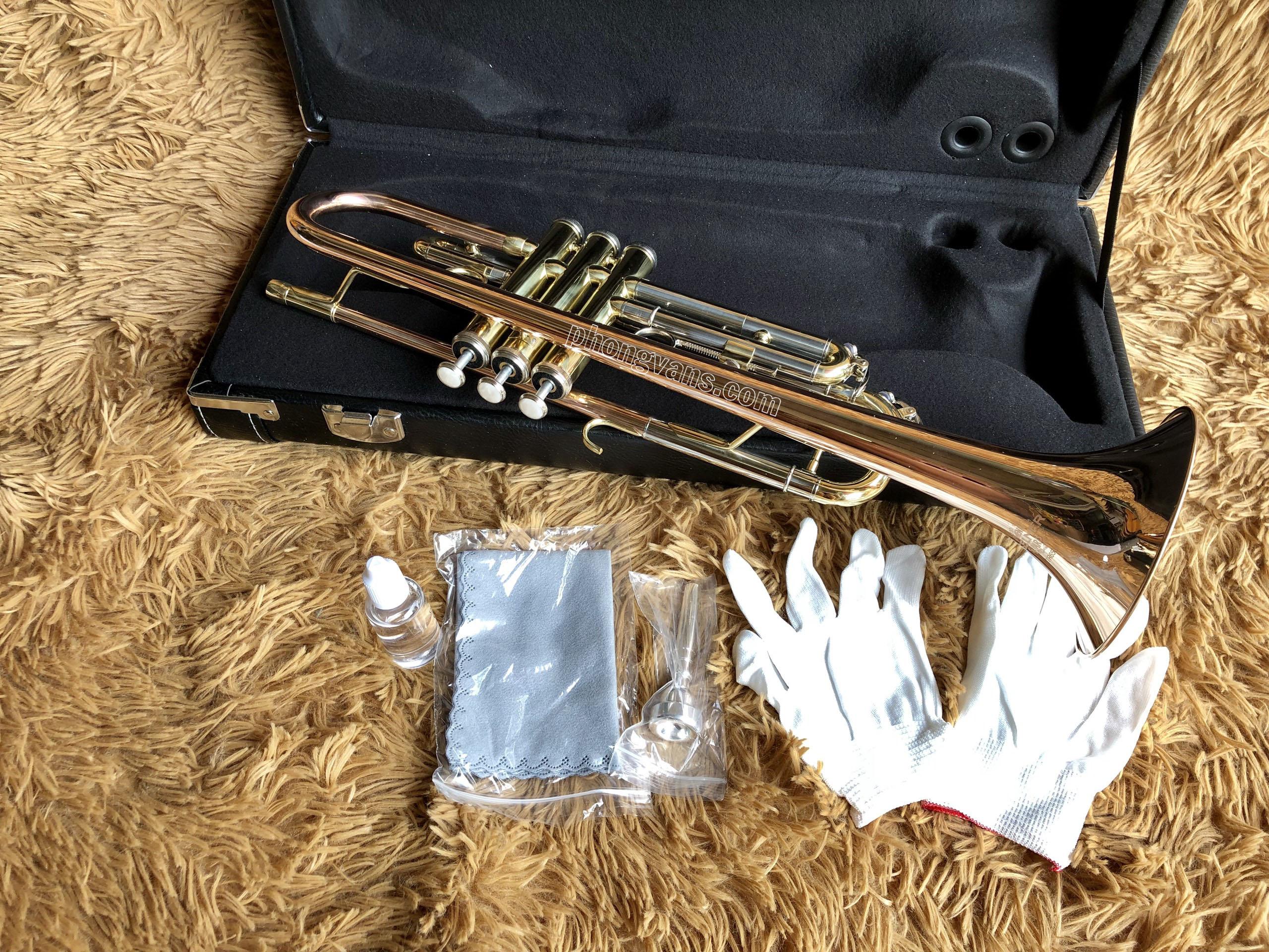 Kèn Trumpet Selmer TR650 3 màu
