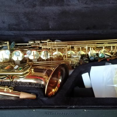 Kèn Saxophone alto hãng Mendini by Cecilio 3 màu loa đỏdata-cloudzoom =
