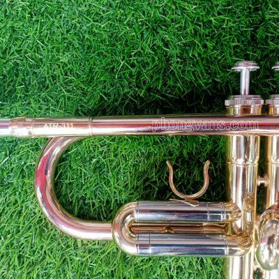 Kèn trumpet Tiệp Amati Kraslice 3 màu loa đỏ ATR-311