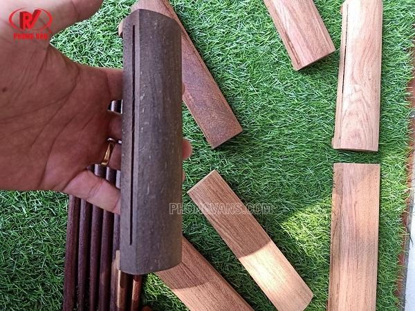 Mõ gỗ hương gỗ mun chơi ca trù xẩm hát văn