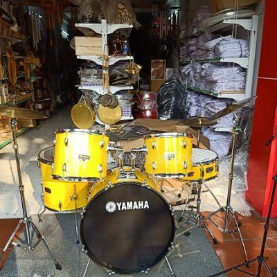 Trống jazz Yamaha đẹp màu vàngdata-cloudzoom =