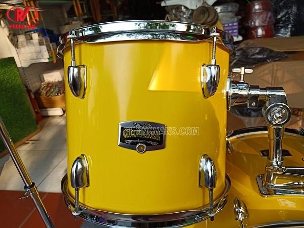 Trống jazz Yamaha đẹp màu vàng