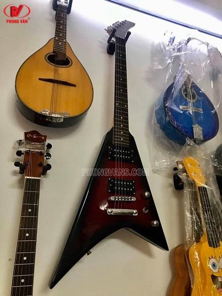 Đàn guitar điện Fender