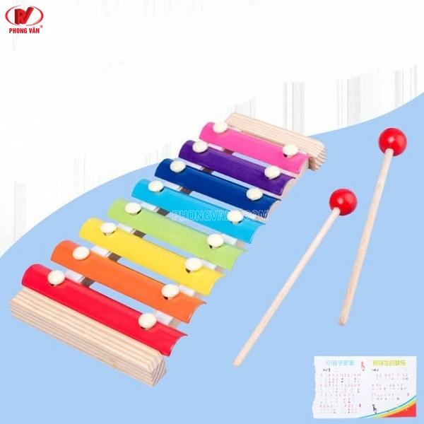 Đàn xylophone đồ chơi giáo dục