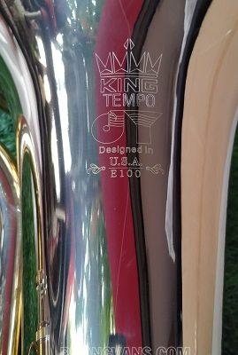 Kèn Bass hãng King tempo của Mỹ