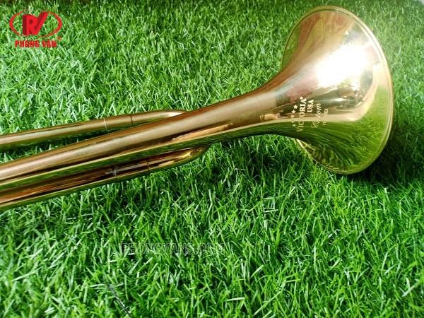 Kèn trumpet larong màu vàng