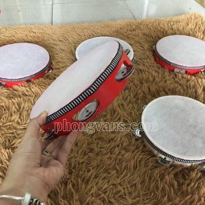 Bán sỉ trống lục lạc tambourine xắc xô cho bé