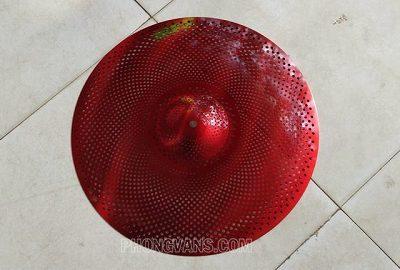 Cymbal lỗ 18 inch