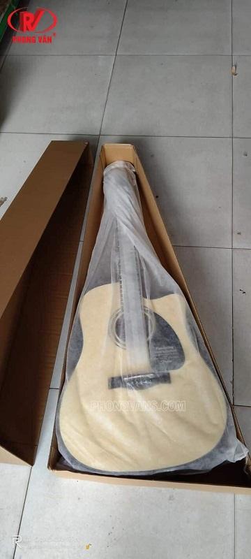 Đàn guitar acoustic Fender CD60CE Eq Fishman