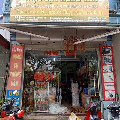 Địa chỉ bán nhạc cụ tại Hà Nội