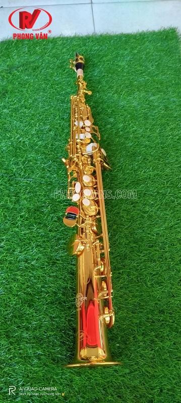 Kèn saxophone soprano thẳng Selmer SS600