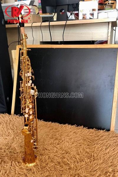 Kèn saxophone soprano yamaha MK008